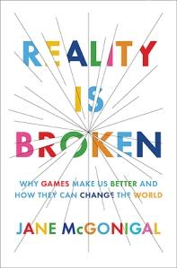 Reality Is Broken novel