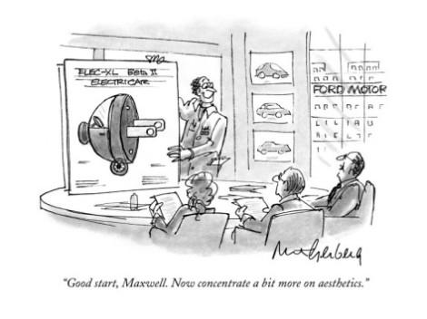 Aesthetics Cartoon